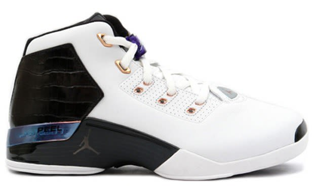 "best website f1874 f5773 Air Jordan XVII+ ""Copper"""