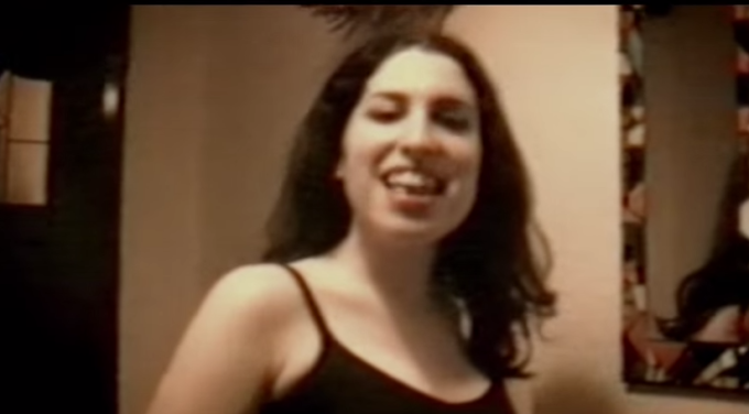 Watch 14-Year-Old Amy Winehouse Sing