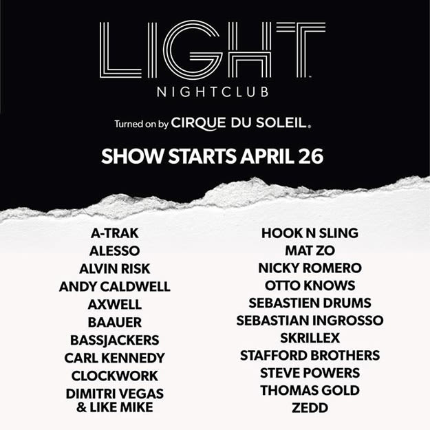 light-nightclub-line-up
