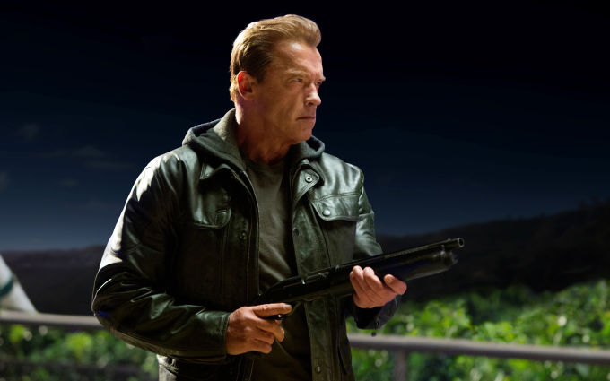 Arnold Schwarzenegger Scared the Hell Out of People at Madame Tussaud's