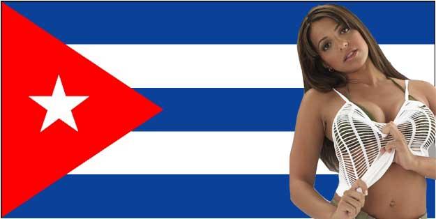 Very hot cuban girl