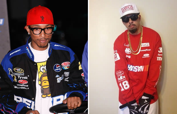 NASCAR - How 2000s Hip-Hop Influenced Today's Style Trends ...