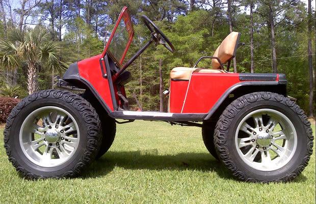 25 Crazy Golf Carts Complex