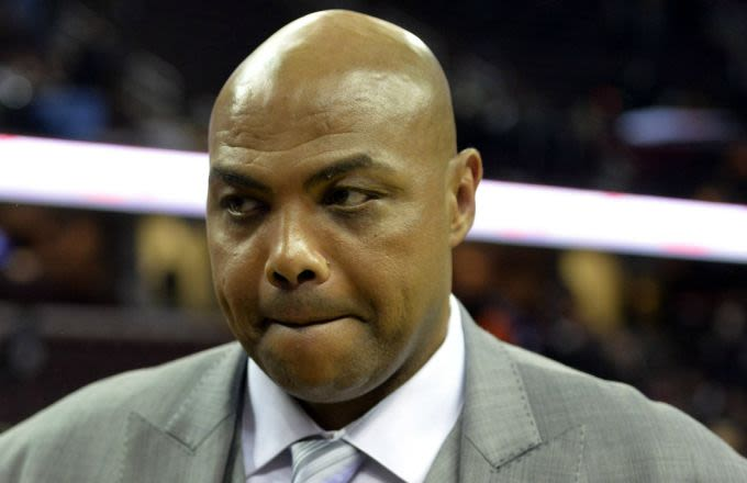 Charles Barkley Says He Would Like to Shoot His Old NBA Agent for Stealing Money From Him