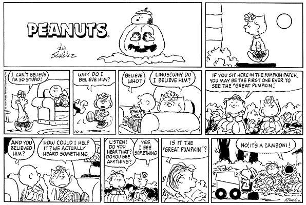 Peanuts Comics - Read Comic Strips at GoComicscom