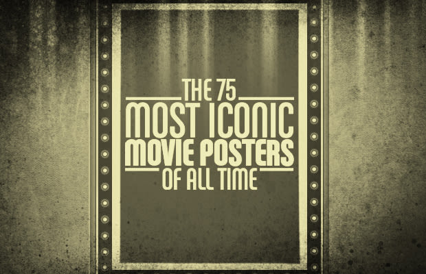 the 75 most iconic movie posters of all time complex