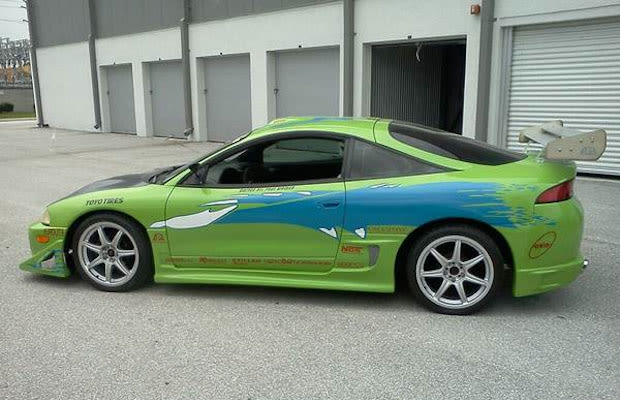 "Buy the Mitsubishi Eclipse from ""The Fast and the Furious"" 
