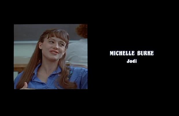 Michelle Burke ...