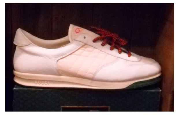 Gucci Tennis 84 - 30 Iconic Sneakers That Should Always Be In