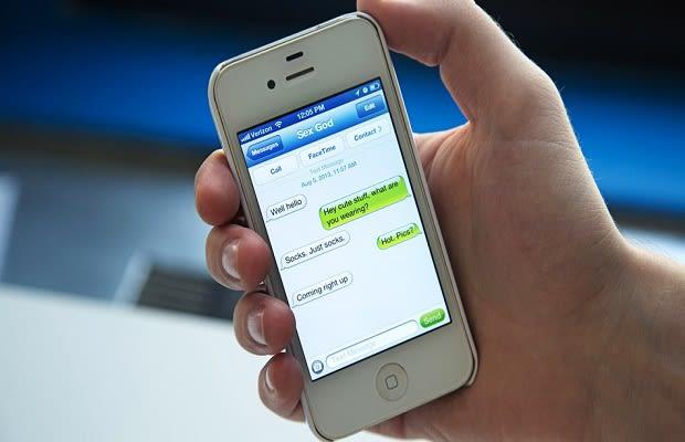 online sexting bot