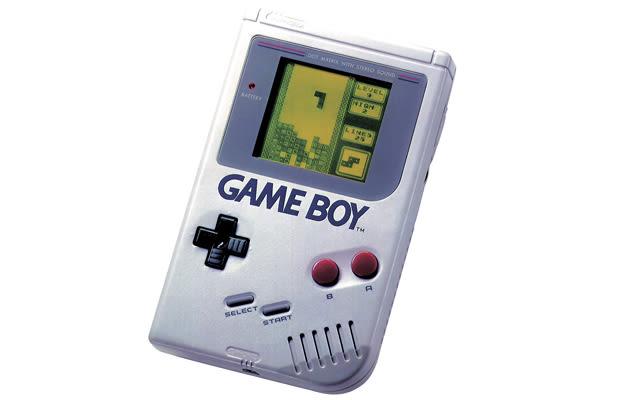 Nintendo Game Boy - Th...
