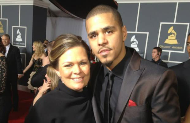 J Cole Parents J. Cole and Kay Cole -...