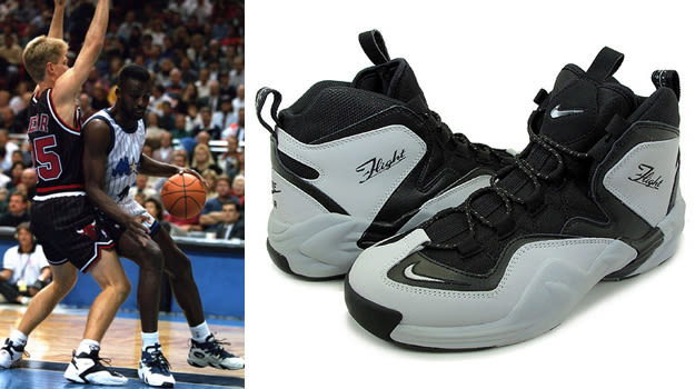 Steve Kerr in the Nike Air Go LWP