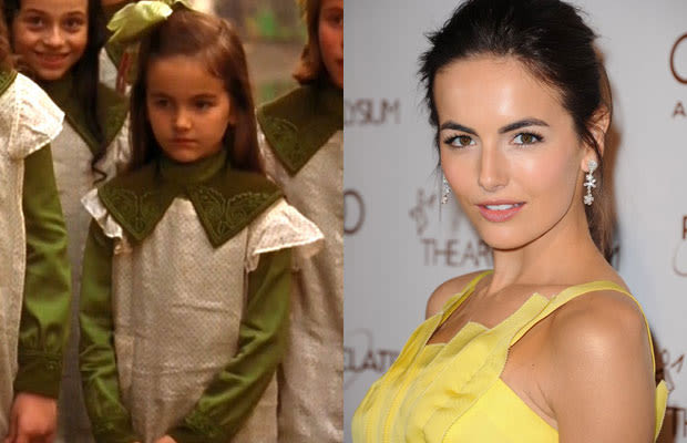 Camilla Belle little princess