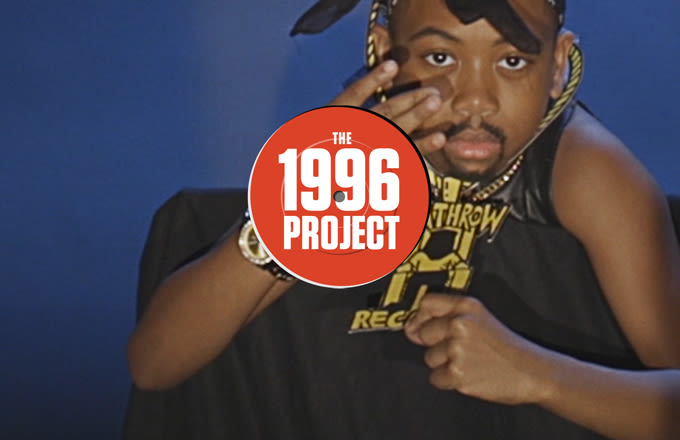 The 1996 Project: A Complex Hip-Hop Story Lesson Performed By Kids