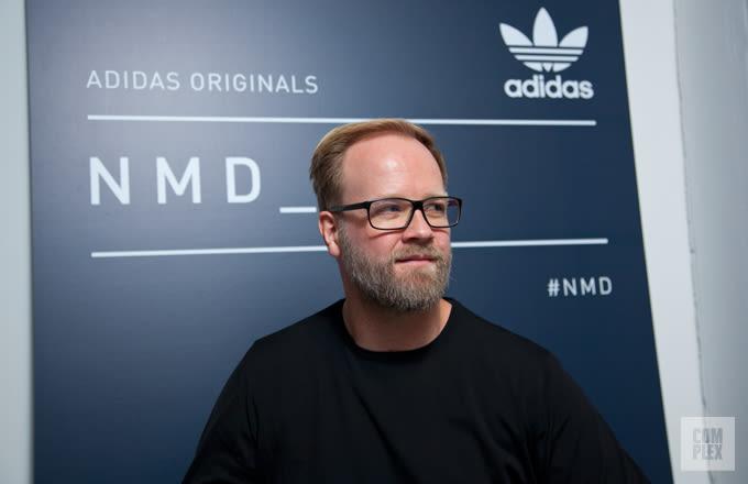 Nic Galway adidas NMD