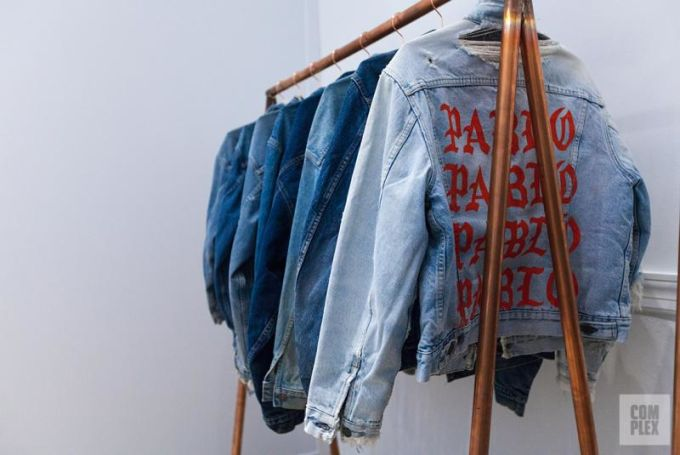 The artist behind the life of pablo merch talks working for Life of pablo merch