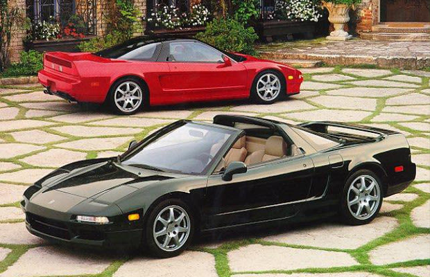 acura nsx the 25 best cars of the 39 90s complex. Black Bedroom Furniture Sets. Home Design Ideas