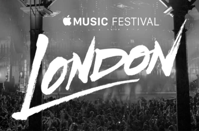 Here's When Each Artist and Band Will Be Streaming Live at the Apple Music Festival