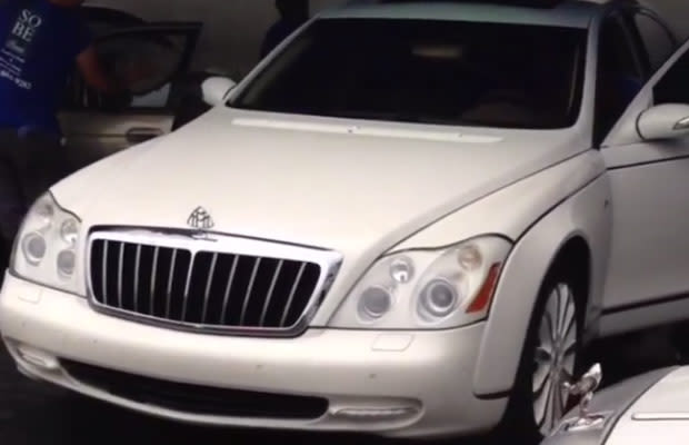 interview rocko gives insight into how much maybach parts cost complex. Black Bedroom Furniture Sets. Home Design Ideas