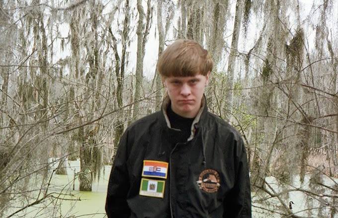 Dylann Roof's Manifesto Surfaces Online