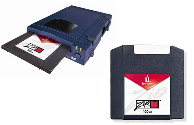 an introduction to the iomega zip drives