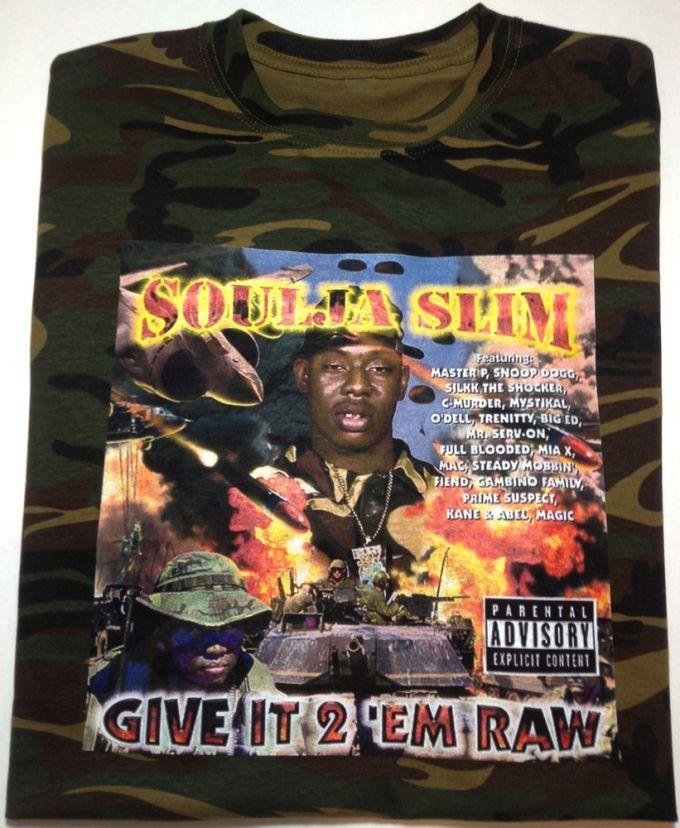 soulja-slim - The Best Rap T-Shirts Right Now | Complex