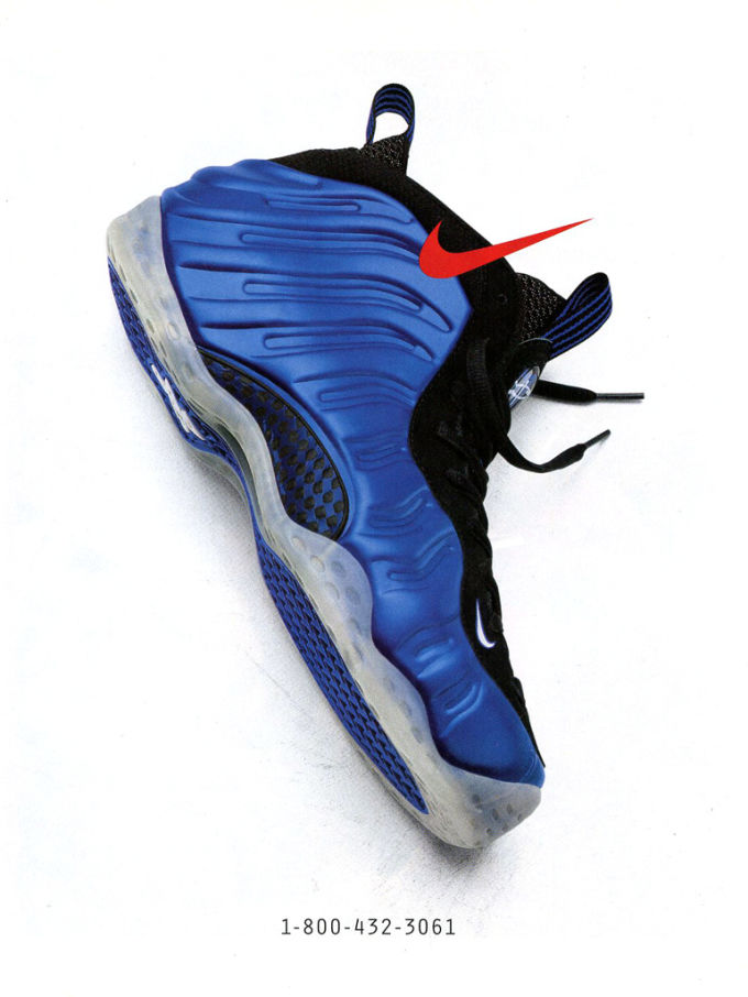 Dagens Sko lektion : Nike Air Foamposite </p>                     </div> 		  <!--bof Product URL --> 										<!--eof Product URL --> 					<!--bof Quantity Discounts table --> 											<!--eof Quantity Discounts table --> 				</div> 				                       			</dd> 						<dt class=