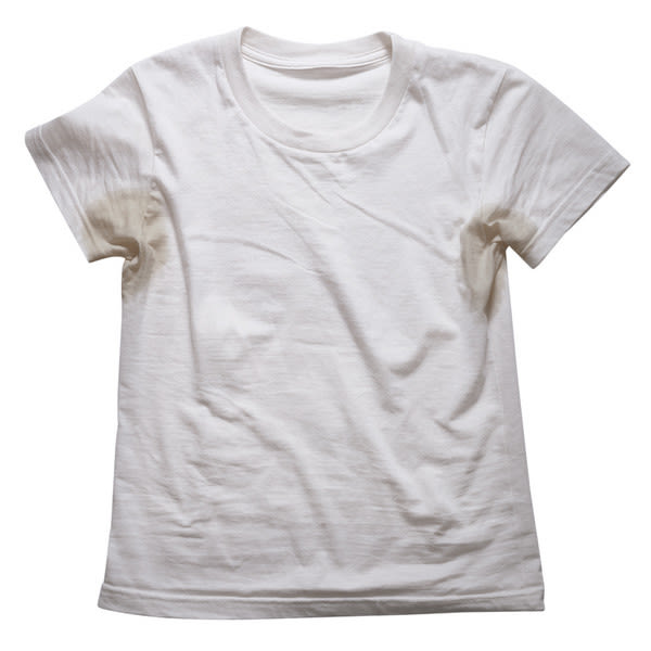 How Do You Get Rid Of Sweat Stains On Colored Shirts