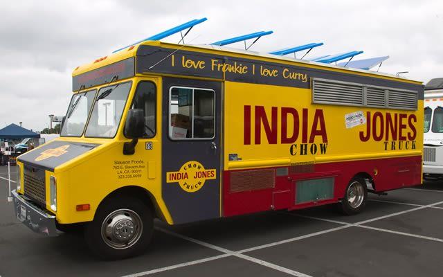 Best Food Trucks San Fernando Valley