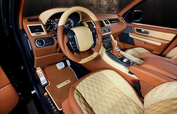 Range Rover Sport The 50 Most Outrageous Custom Car