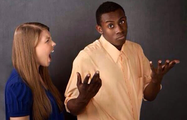 What its like to be white girl dating black guy