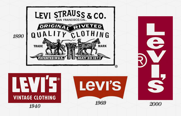 MOST ICONIC BRAND LOGOS OF ALL TIME