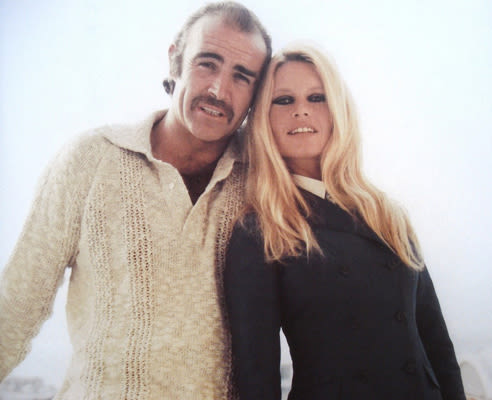 Sean Connery Wife Mich...