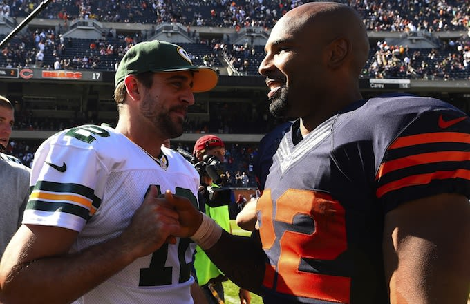 Bears Running Back Matt Forte Has the Top-Selling NFL Jersey in Wisconsin, Home State of the Packers