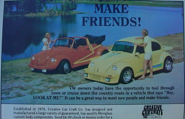 Car Craft Vw >> Creative Car Craft Vw Crafting
