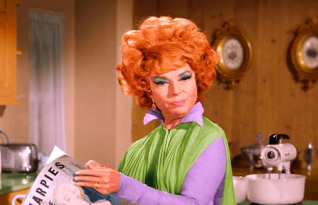 endora bewitched 25 tv characters who never won an emmy