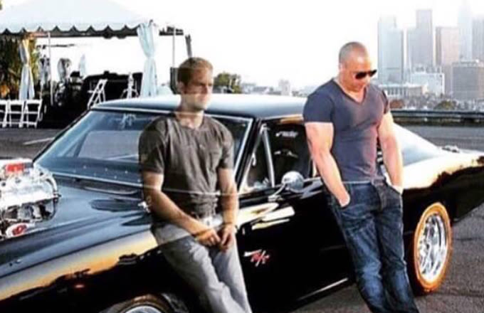 """Paul Walker Pablo: Photoshopped Picture Of """"Ghost"""" Paul Walker Has Gone Viral"""