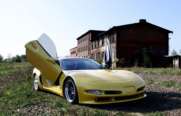 2006 Mustang Concept By Giugiaro 25 Wild Cars With Lambo