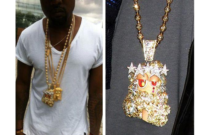Kanye Murakami Jesus Piece Kanye West 39 s Murakami Jesus