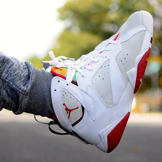Air Jordan 7 Hare 2015