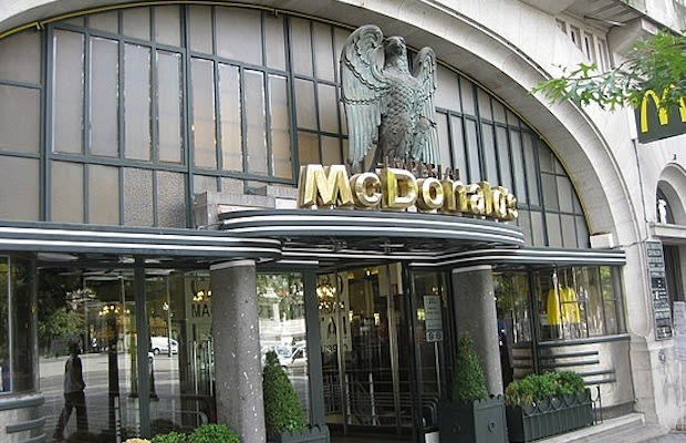 16 McDonald's Stores Around the World that will take your breath away