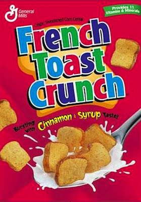 French Toast Crunch - 25 Awesome Cereals That No Longer Exist ...