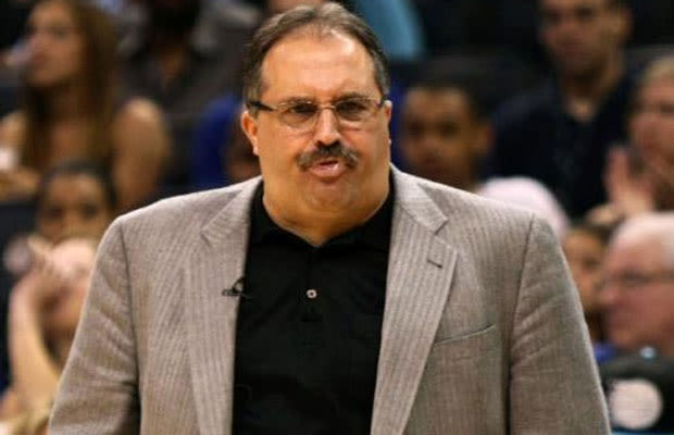 Stan Van Gundy Pistons Stan Van Gundy Hired as