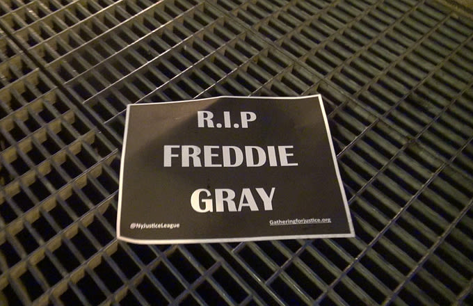 Freddie Gray's Autopsy Reveals He Suffered a