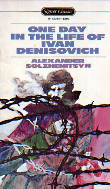 An analysis of alexander solzhenitsyns novel one day in the life of ivan denisovich