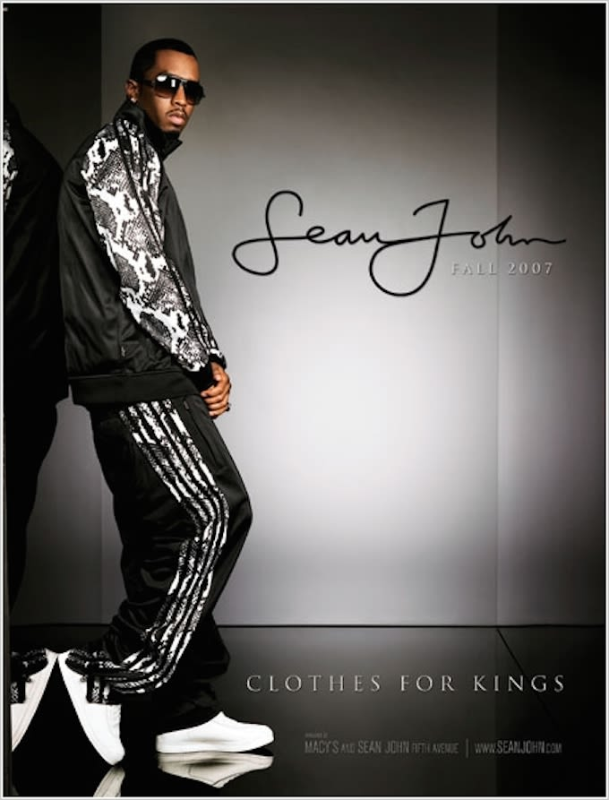 About Sean John Clothing Sean John