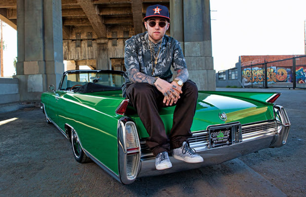 Mac Miller Featured In Quot Dub Magazine Quot With A Classic