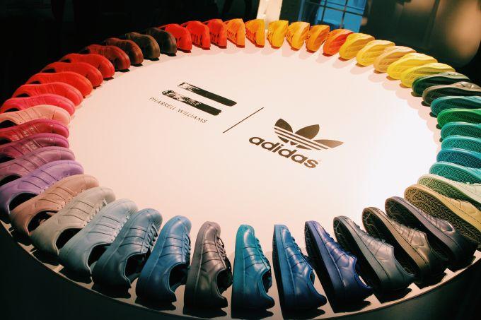 Adidas Supercolor Pharrell Williams