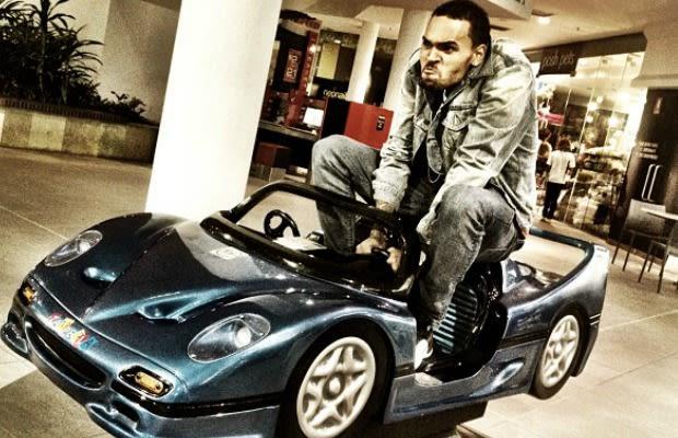 Chris Brown Cars: Chris Brown's 30 Best Rides Photos On Instagram